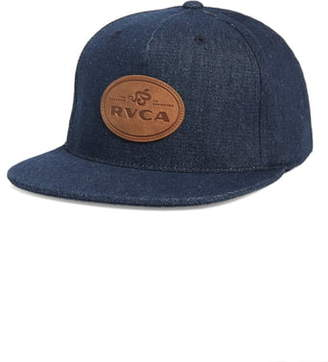 RVCA Serpent Snapback Baseball Cap