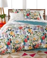 Sunham Leslie 8-Pc. Reversible King Bedding Ensemble