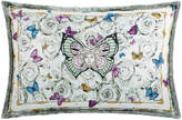 Versace Le Jardin Printed Cushion
