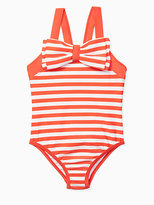 Kate Spade Girls one-piece swimsuit