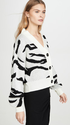 LnA Boxy Cardigan Sweater
