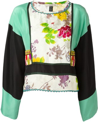 Etro Floral Print Tunic