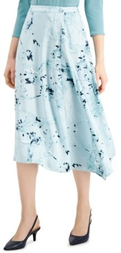 Alfani Print A-Line Skirt, Created for Macy's