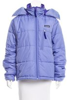Patagonia Hooded Puffer Jacket