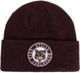 Stella McCartney fox patch beanie