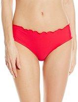 Hobie Women's Ruffled Hipster Bikini Bottom