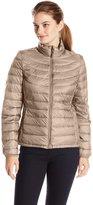 32Degrees Weatherproof Women's Wavy Quilt Packable Down Jacket