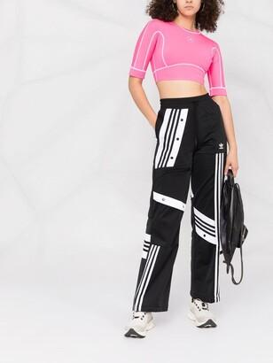 adidas by Stella McCartney TrueStrength yoga cropped top