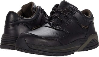 WORX Stainless Oxford Steel Toe (Black) Women's Shoes