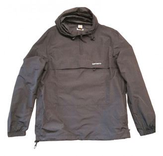 Carhartt Black Synthetic Jackets
