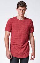 On The Byas Abbott Pocket Scallop T-Shirt