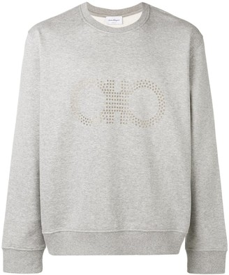 Salvatore Ferragamo Crew Neck Sweatshirt