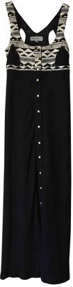 Heimstone Black Viscose Dresses