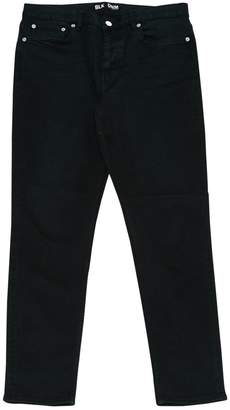 BLK DNM Black Cotton - elasthane Jeans