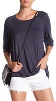 C&C California Long Sleeve Heather Slub Shirt