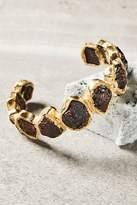 Deep Seafaring Stone Cuff