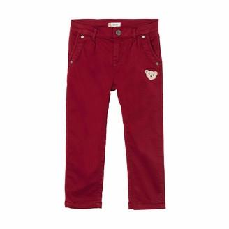 Steiff Girl's Woven Pants Trouser