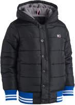 Tommy Hilfiger Kramer Hooded Puffer Coat, Little Boys