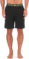 Versace Iconic Jersey Shorts