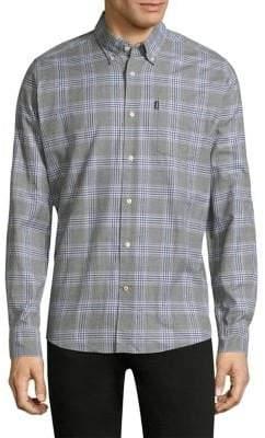 Barbour Louis Regular-Fit Plaid Button-Down Shirt