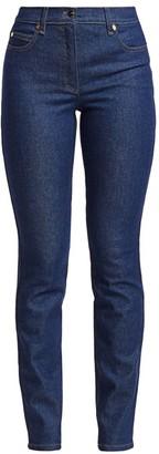 Escada J575 High-Rise Stretch Cotton Skinny Jeans