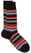 Dore Dore Multi-stripe Socks