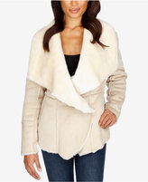 Lucky Brand Faux-Shearling Jacket