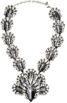 Balenciaga Crystal Statement Necklace
