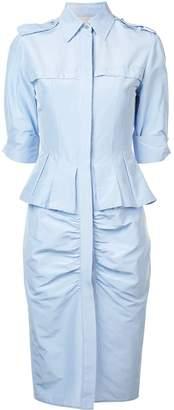 Jason Wu Collection peplum shirt dress
