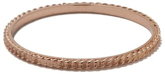 Wouters & Hendrix Gold 18kt gold Gourmet Chain ring