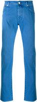Jacob Cohen slim-fit jeans - men - Cotton/Spandex/Elastane - 34