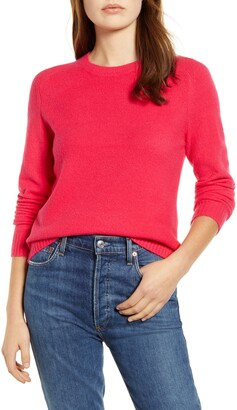 Lucky Brand Classic Pullover Sweater