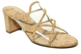 VANELi Maynor Cork Block Heel Sandal - Multiple Widths Available