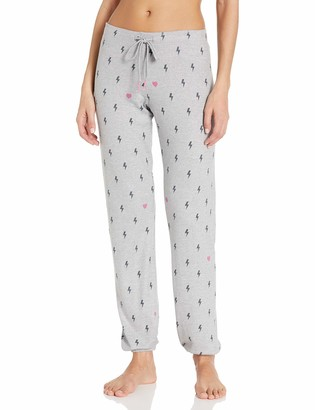PJ Salvage Women's Peachy Party Banded Pant