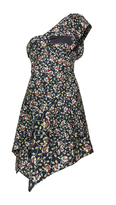 Isabel Marant Ricco One Shoulder Dress