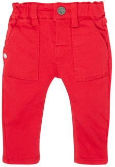 Ikks XR29061 boys's Skinny Jeans in Red