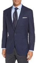 Peter Millar Men's Check Sport Coat