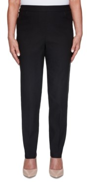 Alfred Dunner Petite Riverside Drive 2020 Pull-On Pants