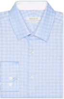 Perry Ellis Very Slim Soft Gingham Dress Shirt