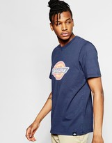 Dickies Washed Out T-shirt With Logo