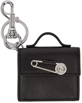Versus Black Bag Keychain