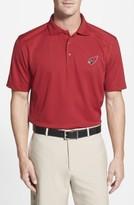 Cutter & Buck Men's Big & Tall Arizona Cardinals - Genre Drytec Moisture Wicking Polo