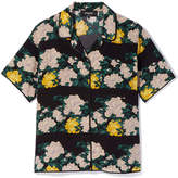 Rochas Floral Pajama Shirt
