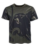 Valentino Panther Print T-shirt