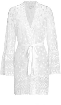 In Bloom Yesterday Lace Wrap