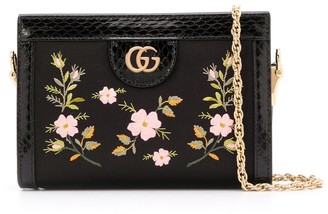 Gucci Ophidia floral crossbody bag