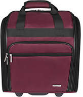 "Travelon 15"" Wheeled Underseat Bag"