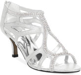 Easy Street Shoes Flattery Evening Sandals