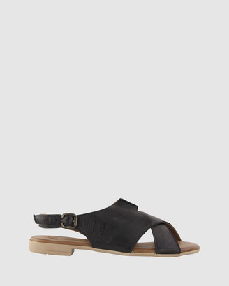 Bueno Women's Black Sandals - Janice - Size One Size, 37 at The Iconic
