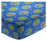 Graco SheetWorld Fitted Pack N Play Sheet - Tweety - Made In USA - 27 inches x 39 inches (68.6 cm x 99.1 cm)